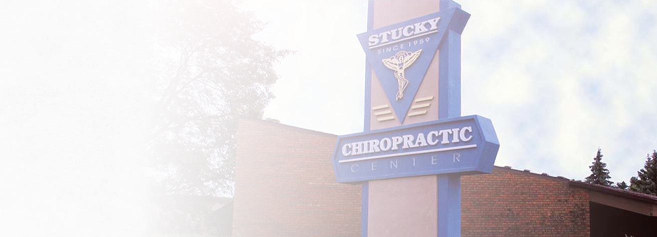 Stucky Chiropractic Center, Eau Claire, Wisconsin, Chiroprator, Back Doctor